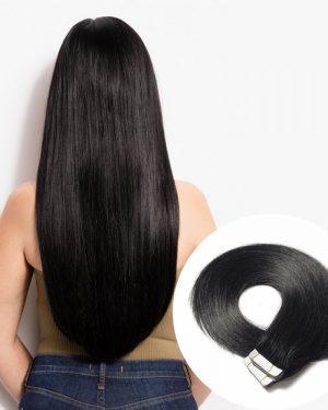 Limon Hair Extensions-jet black