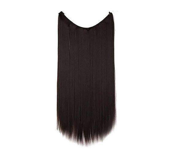 off black halo hair extensions